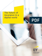 EY Future of insurance a Digital World Design Comments