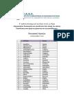 Επιτροπή Κριτών - 4ο Διεθνές Επιστημονικό Συνέδριο ΙΑΚΕ 4-5-2018