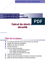 Gestiondesstocks de L'Incertitude