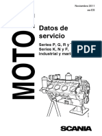 Motor Serie PGR Industrial y Marino