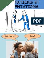 Salutations Et Presentations Comprehension Orale Enseignement Communicatif Des 72966 (2)