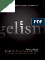 Evangelismo_ Compartilhando o e - John F. MacArthur Jr