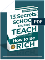 13Secrets Business Book