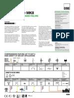 DSE7310 20 Data Sheet US