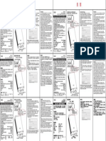 DAC Fiio E10K - User Manual