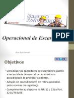 CETCB - Treinamento de Escavadeira