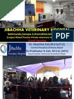 Jibachha Veterinary Hospital(P)Ltd,grad opening branch