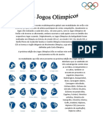 Jogos Olímpicos e Paralimpicos