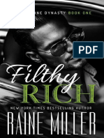 Raine Miller - Blackstone Dynasty 01 - Filthy Rich