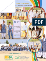 PCR 254 Student Kits Distribution Report