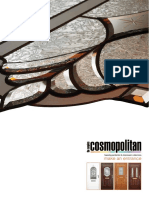 Cosmopolitan Door Panels Brochure