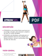REVISTA STRONGIRL
