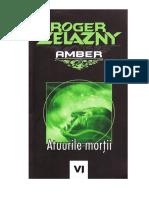 Roger Zelazny Amber 6 Atuurile Mortii