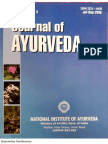 An Ayurvedic Approach in the management of Ascites (Alcoholic Liver Disease)