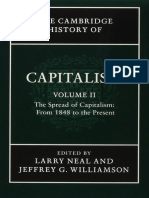 The Cambridge History of Capitalism Volume 2