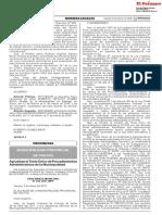 Aprueban el Texto Único de Procedimientos Administrativos de la Municipalidad