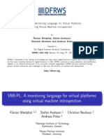 Pres-Vmi-pl - A Monitoring Language for Virtual Platforms Using Virtual Machine Introspection