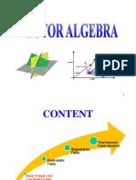 2. Vector Algebra