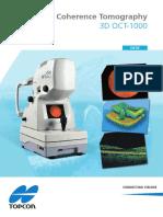 Brochure 3D OCT-1000