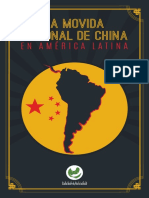La Movida Regional de China en América Latina