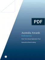 Australia Awards Indonesia Aquaculture Benchmarking Application Pack 180209 (002)