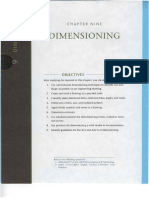 Chapter 9 Dimensioning