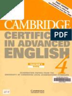 Curso Cambridge de Inglês - English Teachers book.pdf