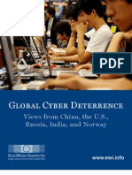 Cyber Deterrence Web