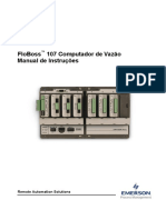 Floboss 107 Flow Manager Instruction Manual Portuguese Pt 133146