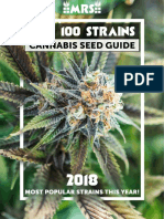 Top 100 Strains 2018 Cannabis Seed Guide