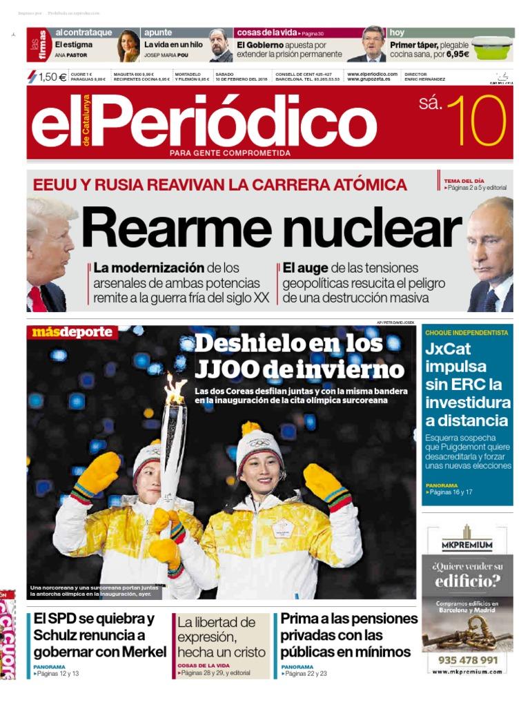 29ed5fec6 10-02 El Periodico y Teletodo | Misil balístico intercontinental ...