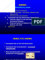 Anemia Clasification