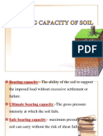 3.Bearing Capacity of Soil