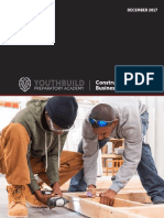 Youthbuild Business Plan