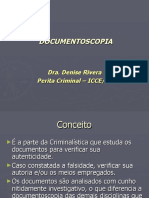 Curso Documentoscopia