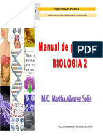 Manual de Biologia II