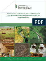 Socioeconomic Evaluation of Results and Impacts of Ceará Hydroenvironmental Development Project and Suggested Policies