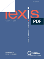 Renwick, R. (2007). Norma, Variación y Enseñanza de La Lengua. Una Aproximación Al Tema Desde La Lingüística de La Variación (305-329)