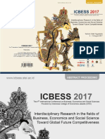 Prosseding ICBESS 2017