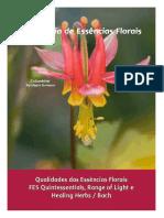 Flower Essence Guide - Portuguese - Small