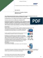 Mounting of SKF bearings (MONTAJE).pdf