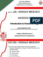 LFS 001 Module 1 PPT 2016-17_2