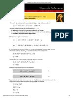 CINEMATICA, MRUV c3FIS 29, Practica Online de Fisica