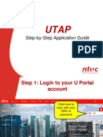 UTAP Step by Step Guide 2016