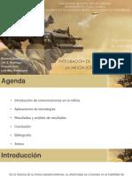 Comunicacion Militar