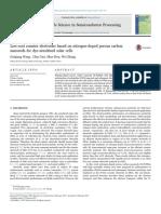 Carbon Nanorods Sbg Elektroda Balik