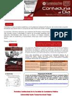 Periodico Virtual Contaduria Julio