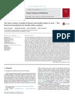 Social Science _ Medicine Volume 117 issue 2014 [doi 10.1016_j.socscimed.2014.07.047] Grundy, John; Hoban, Elizabeth; Allender, Steve; Annear, Peter -- The inter-section of political history and hea.pdf