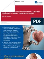 APN31 - I2 - Using AI Conversational Platforms for Customer Exp - 336801