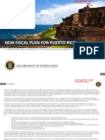 Plan Fiscal Revisado